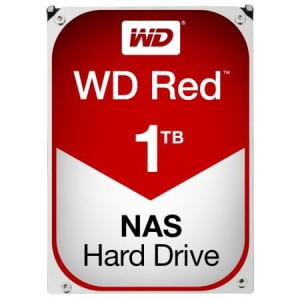 "WD 1TB 64MB DYSK SATA III 3.5"" WD10EFRX RED"