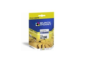 BLACKPOINT BLISTER BPBLC1240XLY TUSZ YELLOW
