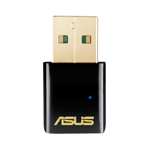 ASUS USB-AC51 DUAL BAND WIRELESS AC600 USB ADAPTER