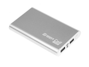POWER BANK PB82SR 10000MAH P2C-P22M-100 SREBRNY