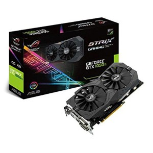 ASUS GEFORCE® GTX 1050 TI 4096/128 DDR5 STRIX-GTX1050TI-O4G-GAMING