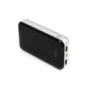 OMEGA OMPB10 10000MAH 2*USB POWER BANK 41995 BLACK