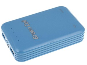 GREENCELL PB22-N POWER BANK 6200MAH BLUE
