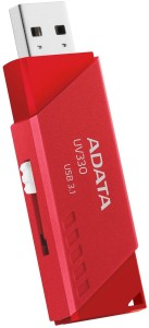 ADATA UV330 64GB RED USB3.1 PEN AUV330-64G-RRD PENDRIVE