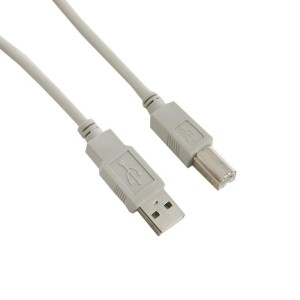 4WORLD KABEL USB2.0 A/B M/M 1.8M 04678