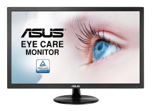 "ASUS VP228DE TN FHD 5ms 21.5"" Eye Care LED MONITOR"