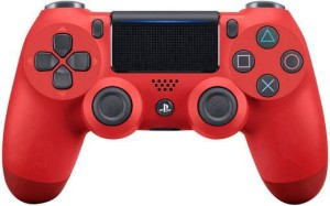 SONY PLAYSTATION DUALSHOCK 4 v2 RED PAD