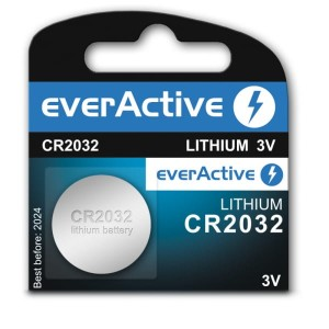 EVERACTIVE CR2032 BATERIA 1SZT.