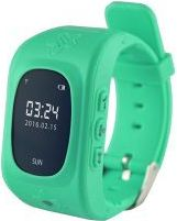 MEDIATECH MT851G KIDS LOCATOR GPS ZEGAREK GREEN