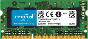 CRUCIAL DDR3 SODIMM 4GB 1600MHz CT51264BF160BJ
