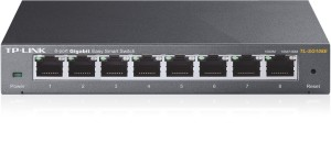 TP-LINK TL-SG108E GIGABIT EASY SMART SWITCH