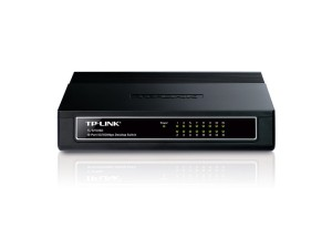 TP-LINK TL-SF1016D 16P SWITCH
