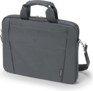 "DICOTA SLIM CASE BASE 15-15,6"" GREY TORBA D31309"