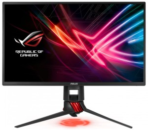 "ASUS ROG STRIX XG258Q TN FHD 1 ms 240Hz 25"" Flicker Free LED MONITOR"