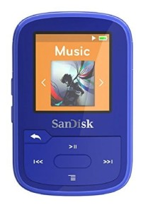 SANDISK CLIP SPORT PLUS MP3 16GB BLUE