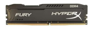 KINGSTON HYPERX FURY DDR4 DIMM 4GB 2133MHz HX421C14FB/4