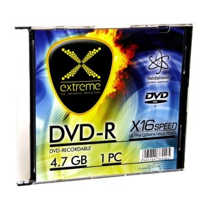 ESPERANZA EXTREME DVD+R 4,7GB SLIM JEWEL CASE 1 1168