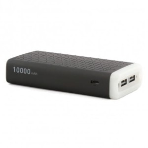 PLATINET PMPB10PAB POWER BANK 10000MAH BLACK 44384