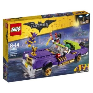 LEGO 70906 THE BATMAN MOVIE JOKER NOTORIOUS LOWRIE
