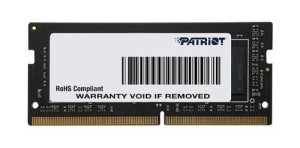 PATRIOT SIGNATURE 8GB 2666 DDR4 CL19 SODIMM