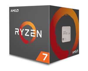 AMD RYZEN 7 2700 3,2GHz AM4 PROCESOR BOX YD2700BBAFBOX