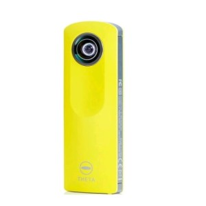 RICOH THETA M15 YELLOW