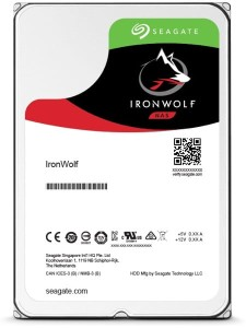 "SEAGATE IRONWOLF 1TB 64MB SATA 3,5"" ST1000VN002"