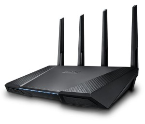 ASUS RT-AC87U WIRELESS DUAL-BAND GIGABIT ROUTER