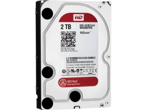 "WD 2TB 64MB DYSK SATA III 3.5"" WD20EFRX RED"