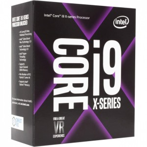 Intel CPU Core i9-7940X BOX 3.10GHz, LGA2066