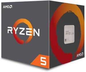 AMD RYZEN 5 2600 3,4GHz AM4 PROCESOR BOX YD2600BBAFBOX
