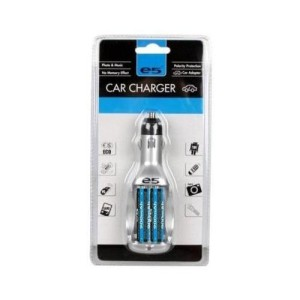 E5 CAR CHARGER AAA 900MAH 868453