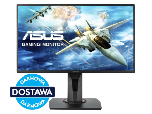 "ASUS VG258Q TN FHD 24.5"" FreeSync Flicker Free LED MONITOR"