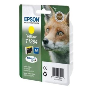 EPSON T1284 YELLOW TUSZ