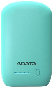ADATA P10050 10500mAh TURKUSOWY 2.4A POWER BANK