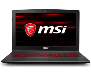 "MSI GV62 8RC-090XPL I7-8750H/8GB/1TB/GTX1050/DOS 15.6"" LAPTOP/NOTEBOOK"
