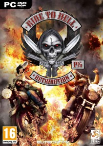 RIDE TO HELL: RETRIBUTION GRA PC